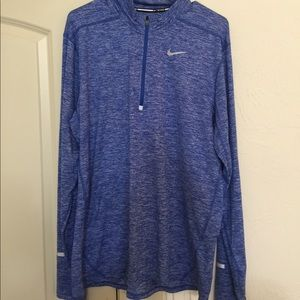 Nike Dri-Fit 1/4 Zip Running Pullover